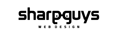 Sharp Guys Web Design