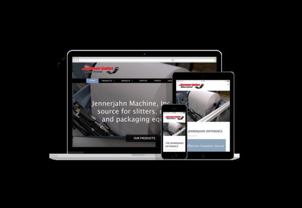 Jennerjahn Machine - Slitting Machines