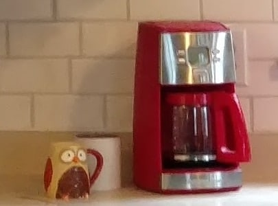 web designer coffee maker