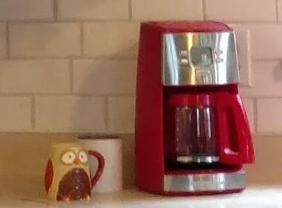 web designer coffee maker