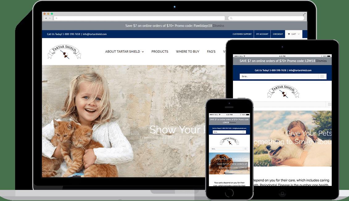 website design fishers