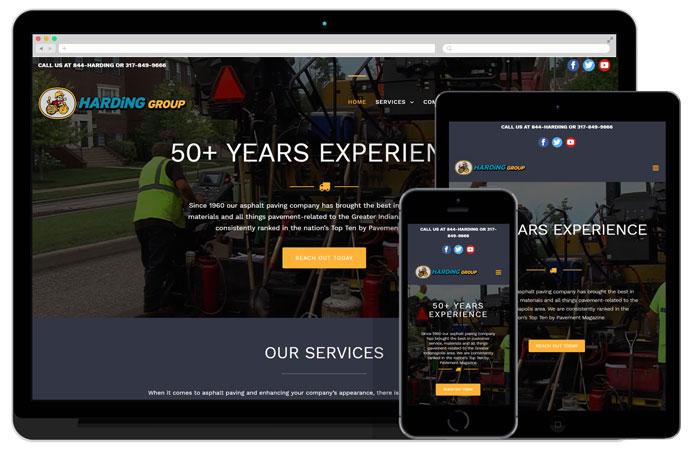 Indianapolis web design audit