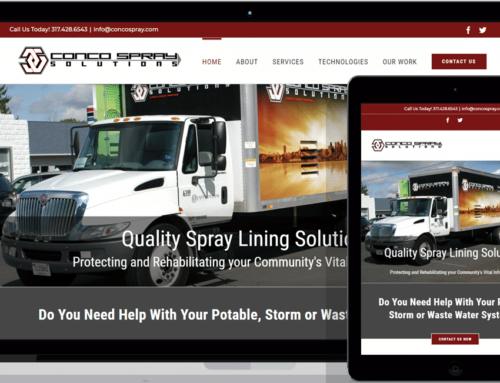 Conco Spray Solutions